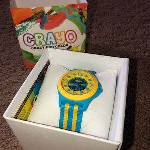 Other - Brand New Crayo Watch